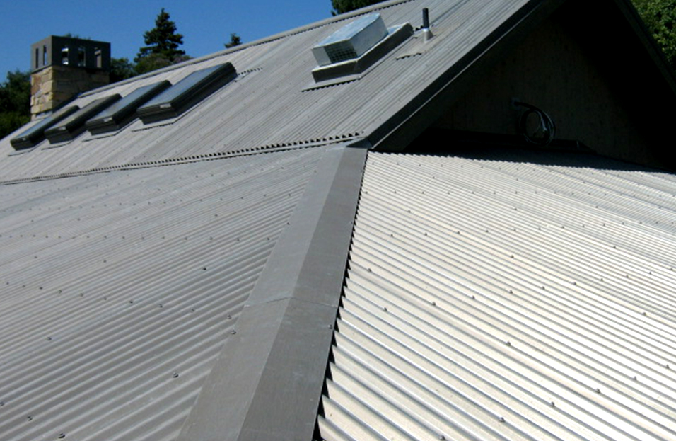 Bonderized Paint Grip Standing Seam