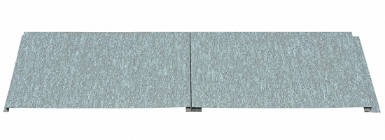 T-Groove Flush Wall/Soffit Panels